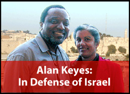 Alan Keyes: In Defense of Israel